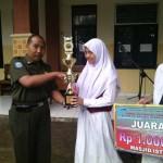 Juara III Tari Saman se-Jakarta